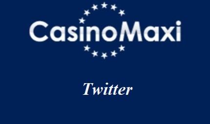 CasinoMaxi Twitter