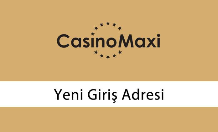 Casinomaxi293 Yeni Adresinde – Casinomaxi 293
